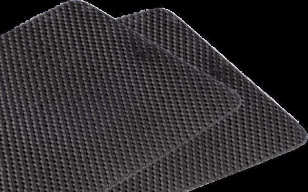 Anti-slip mat storage shelves CLASSIC line L