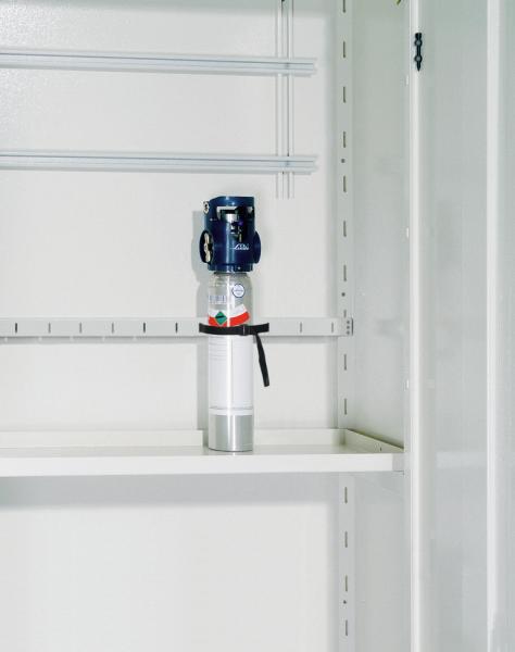 Interm. shelf for gas cylinder depot, XL-1/ XL-2, sheet steel