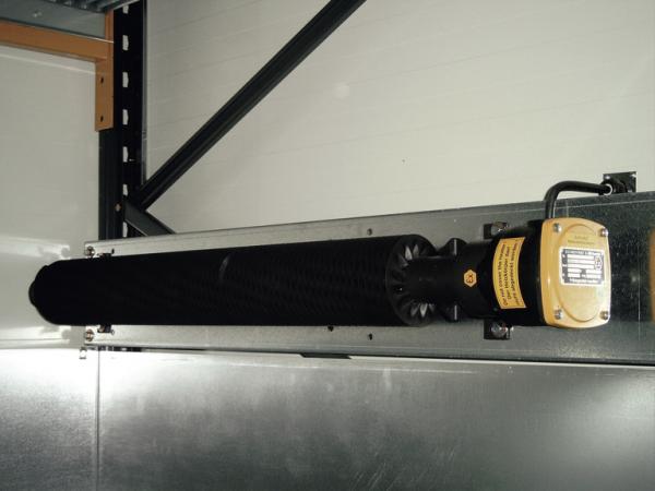 Ribbed tubular radiator explosion-proof, 850 W/T3