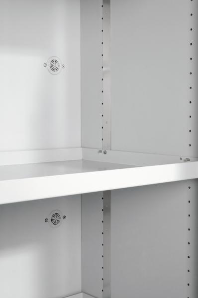 Shelf for BASIC M sheet steel