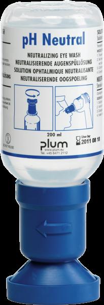 Eye rinsing bottle 200 ml, pH-neutral