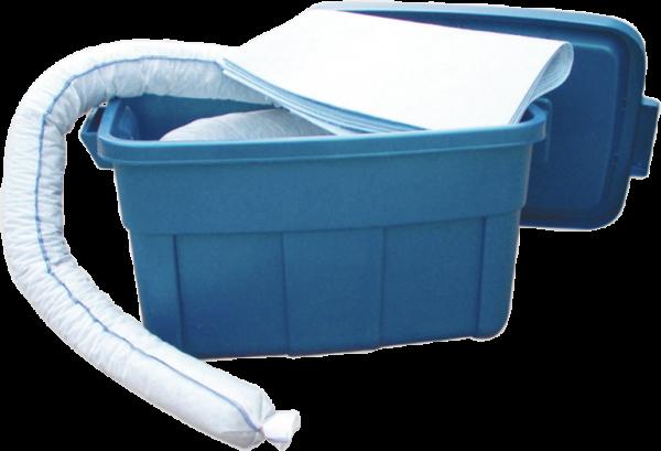Notfall-Set in Transportbox Aufnahmefähigkeit: 50 l