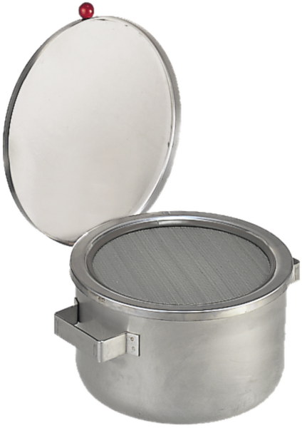 Soak cans,stainless steel capacity: 4 l
