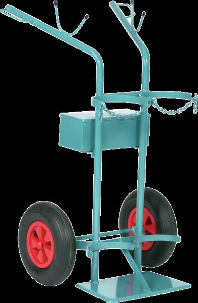 Gasflaschen-Wagen für 2 x 40/50-l-Gasflaschen