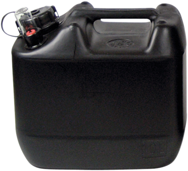 Polyethylen-canister, 10 litre with level indicator