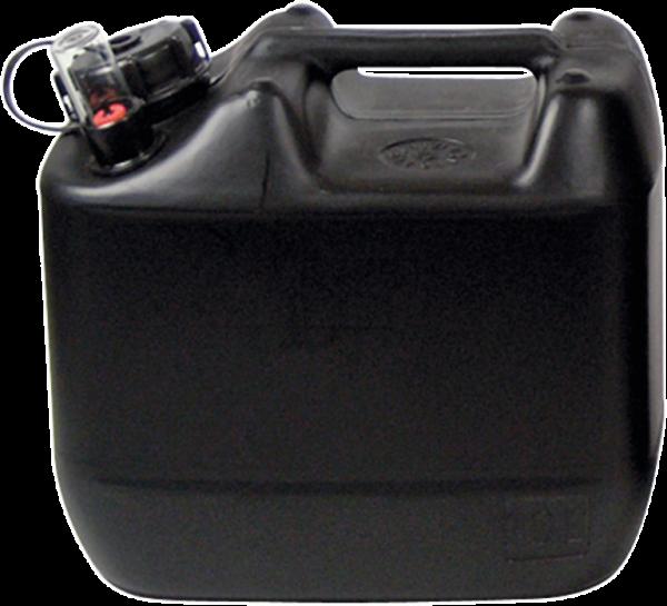 Polyethylen-Kanister, 10 Liter mit Füllstandskontrolle