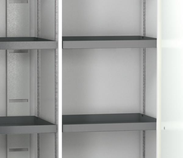 Storage shelf CPW 29-HH126u-x32