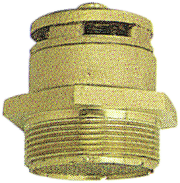 Vakuum-/Druckausgleichventil aus Messing, 2 ''-Gewinde