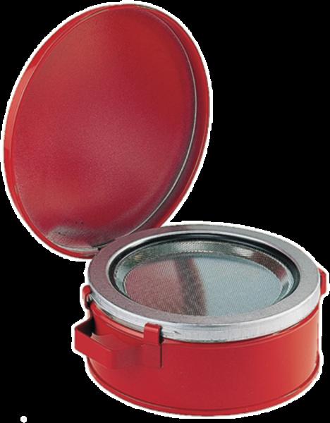 Tränkbehälter aus Stahlblech Inhalt: 2 l