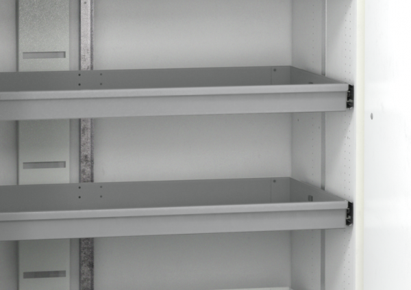Innenausstattung Edelstahl CLASSIC pro XL m. MTW