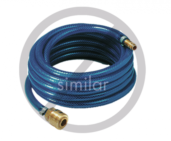 Pneumatic hose 22,5 m length with couplings