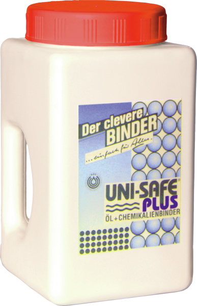 Oil and chemicals binder UNI-SAFE PLUS, 4000 ml grip can