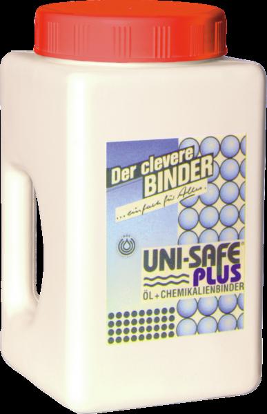 Öl- und Chemikalienbinder UNI-SAFE PLUS, 4000 ml Griffdose