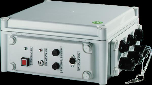 Control unit type B with external solenoid valve
