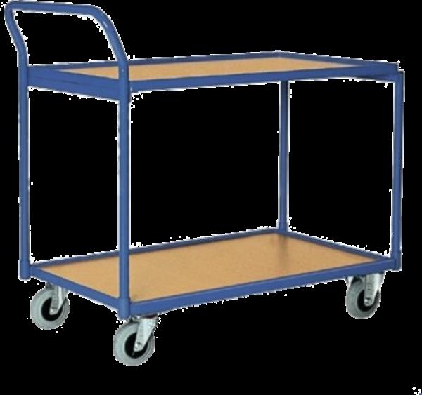 Trolley bearing load: 250 kg