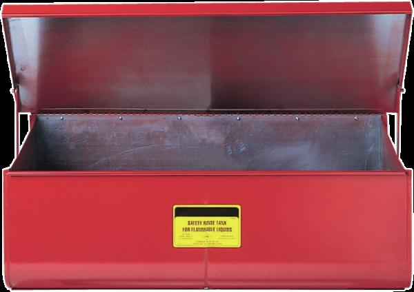 Tauchtank für Werkbänke aus Stahlblech, 97 l