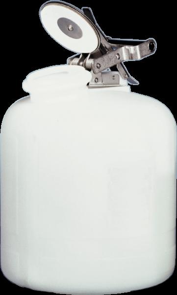 Verteilerbehälter aus HDPE, weiß, Inhalt: 10 l