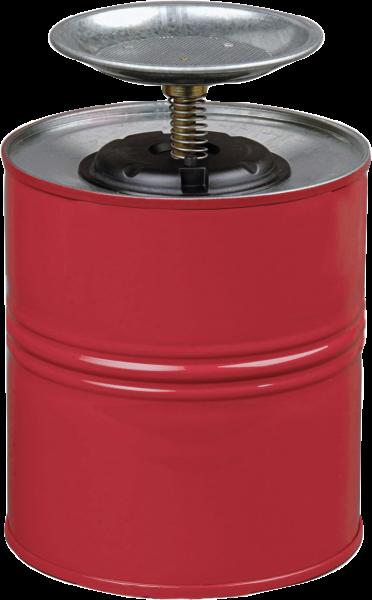 Sparanfeuchter aus Stahlblech Inhalt: 4 l