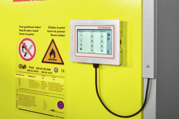 Basic package monitoring SmartControl, 1x temp., 2x door monitoring