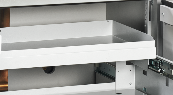 Additional pull-out tray UTS ergo LD/XL