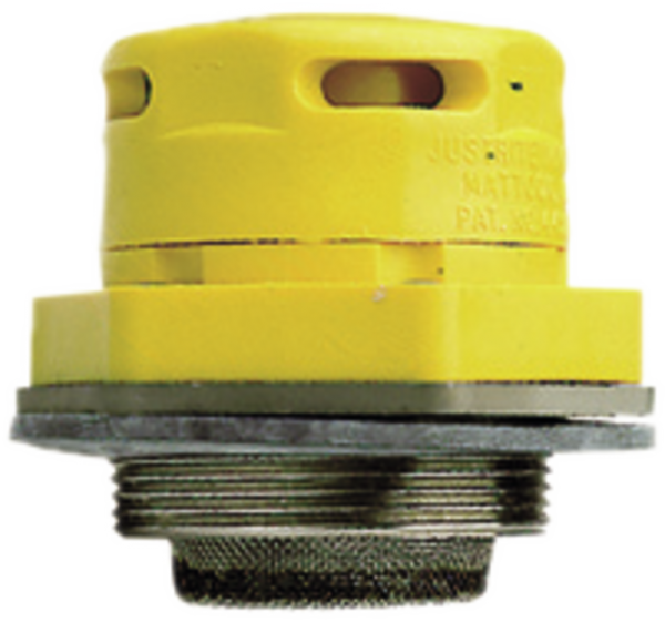 Vacuum and pressure compensation valves