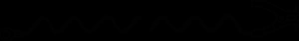 Erdungsleitung - Spirale mit Anschlusszange und Anschluss