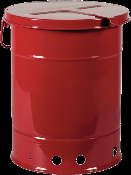 Werkbank-Sammelbehälter, Handöffnung, Inhalt: 20 l